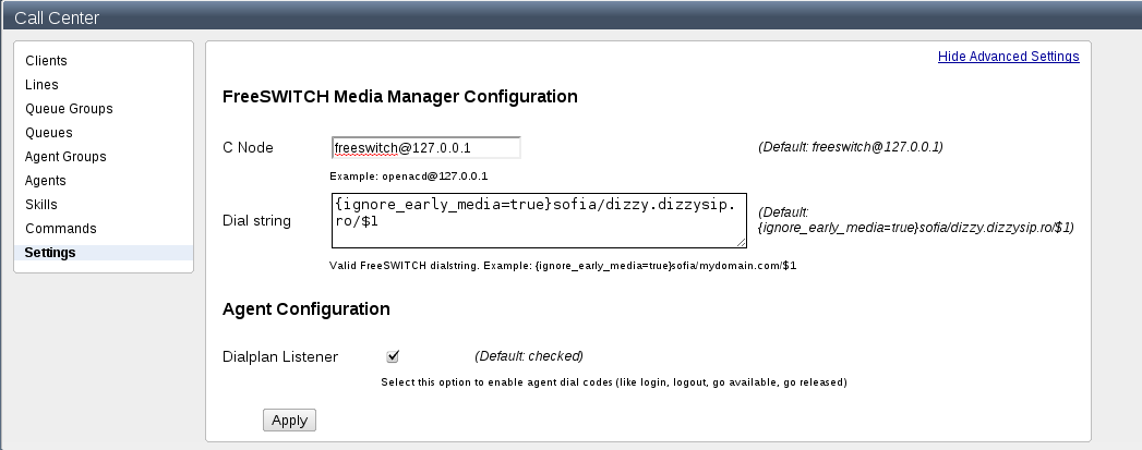 OpenACD Setup for sipXecs 4 6 - sipXcom - Documentation Wiki